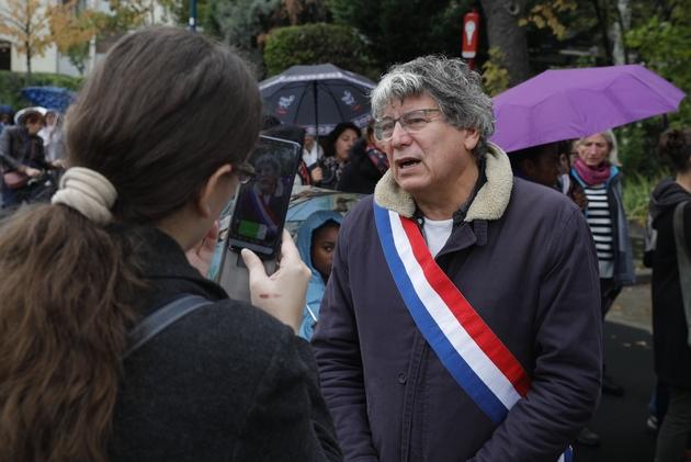 Le député (LFI) Eric Coquerel en 2019