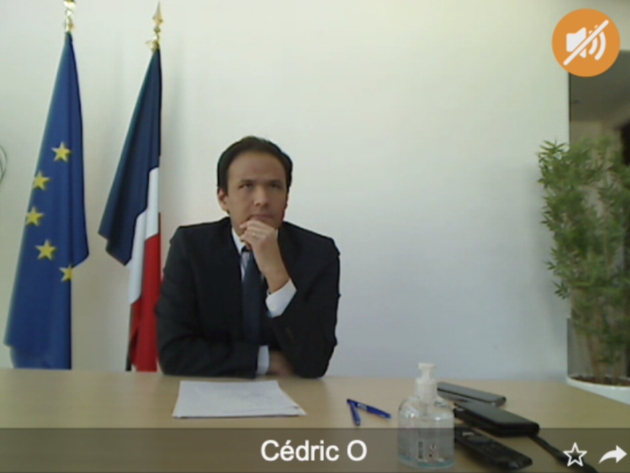Cédric O