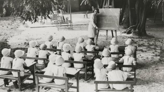 Image du film l'Ecole est à nous de Stéphane Benhamou