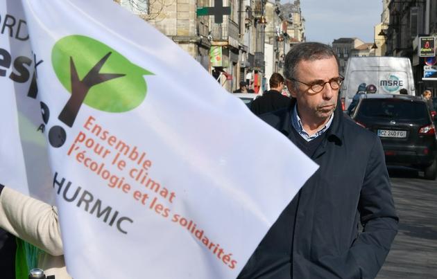 L'écologiste Pierre Hurmic, le 9 février 2020 à Bordeaux