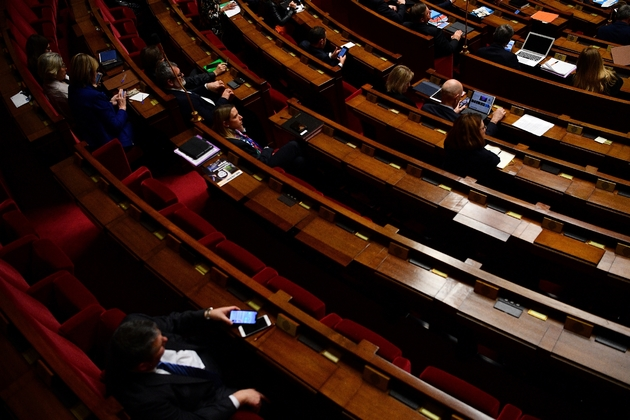L'Assemblée nationale commence l'examen de la réforme des retraites le 17 février 2020