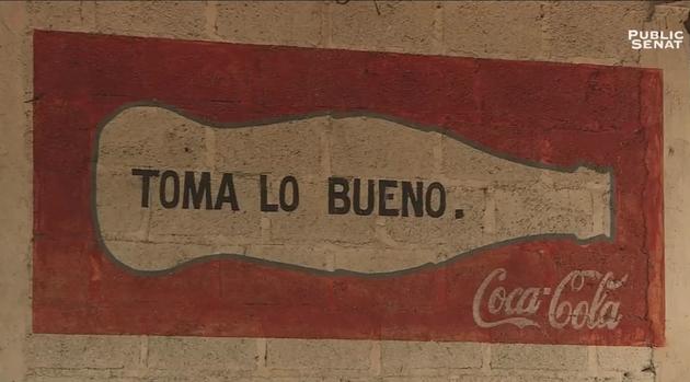Au Mexique le coca est devenue une boisson sacrée
