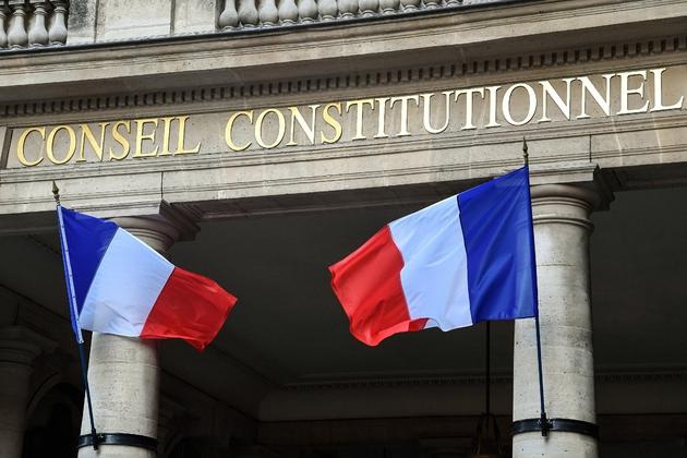 Le Conseil constitutionnel, le 15 octobre 2018
