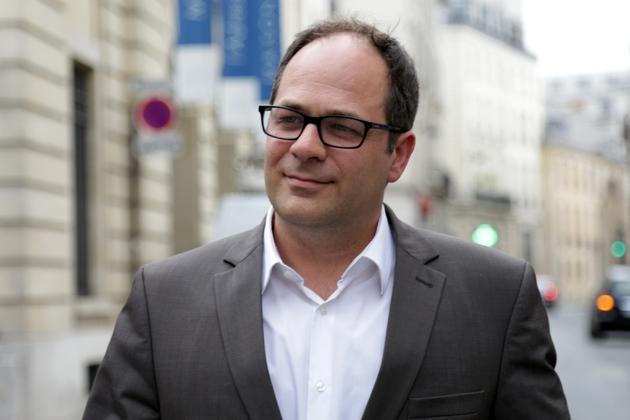 Stéphane Troussel, le 24 juin 2017 à Paris