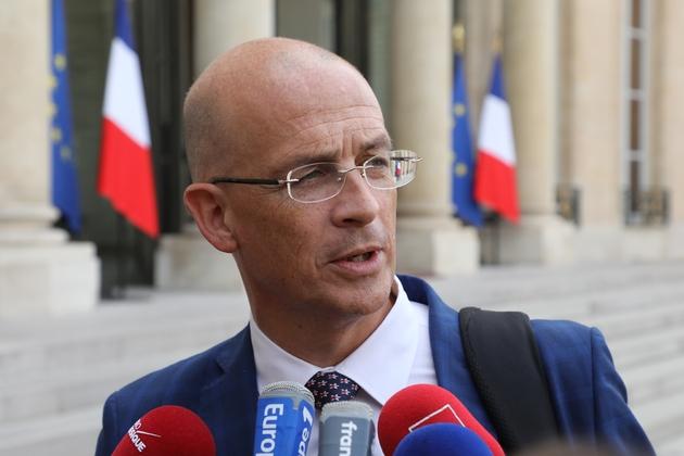 """Selon le secrétaire général du Syndicat majoritaire des cadres de la Sécurité Intérieure (SCSI) Jean-Marc Bailleul, le problème de la préfecture de police de Paris est """"historique"""""""