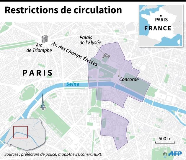 Restrictions de circulation