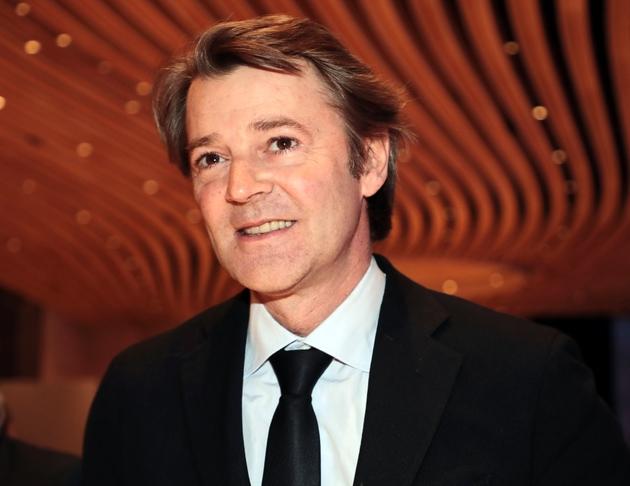 François Baroin, président de l'association des maires, à Paris, le 20 février 2019
