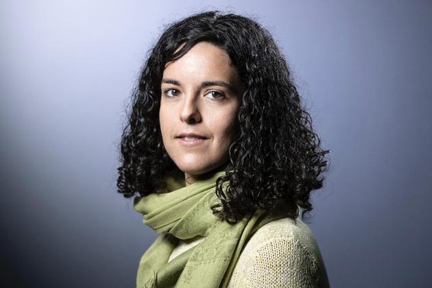 Manon Aubry le 9 janvier 2019 à Paris
