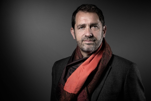 Le député Christophe Castaner, le 2 mai 2017 à Paris