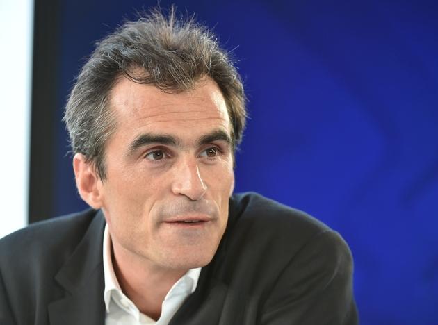 Raphaël Enthoven, le 29 août 2017 à Jouy-en-Josas