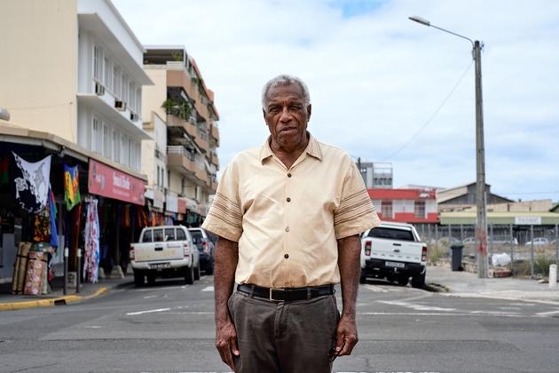 A 73 ans, Elie Poigoune a été un des tout premiers militants de l'indépendance