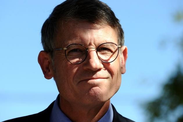 L'ex-ministre français de l'Education Vincent Peillon, le 23 septembre 2013 à Saint-Denis-de-Pile en Gironde