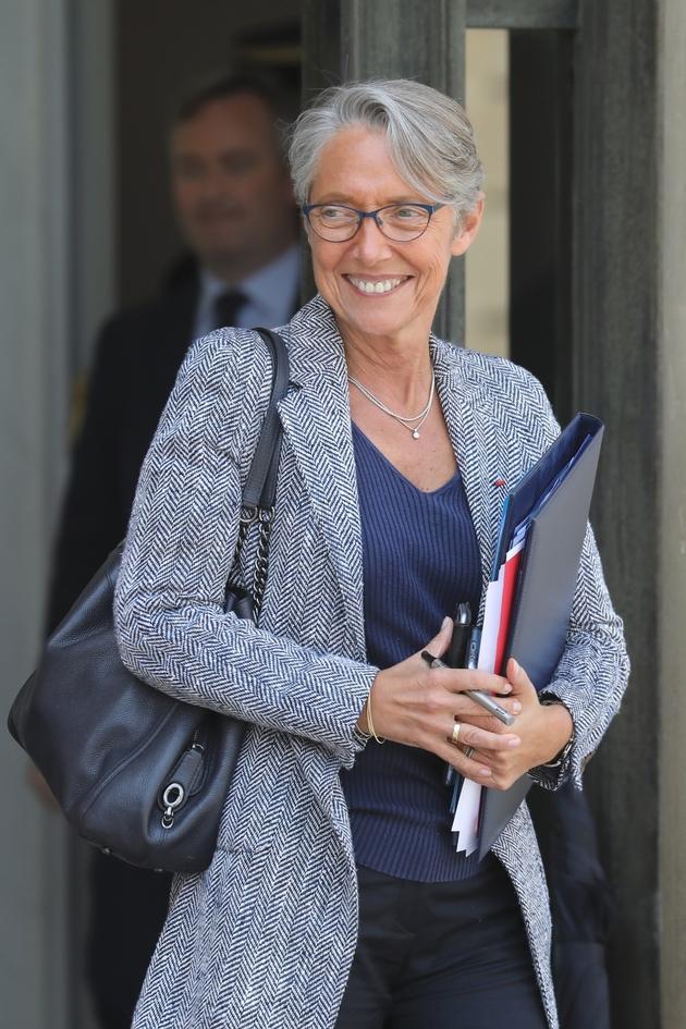 Elisabeth Borne à Paris le 17 juillet 2019