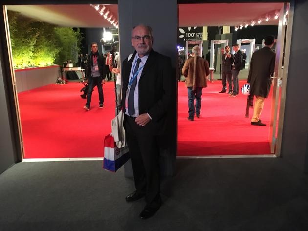 Jean-Marc Moglia, maire UDI de Andé