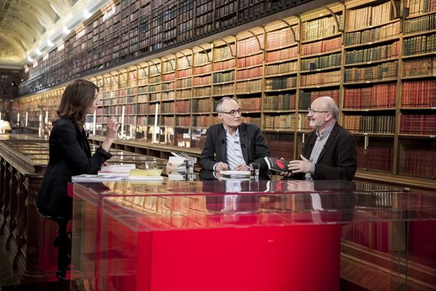 Livres & vous, Philippe Val et Eric Fottorino
