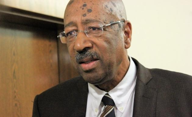 Georges Patient est indigné par la note sanitaire de l'Elysée sur la Guyane