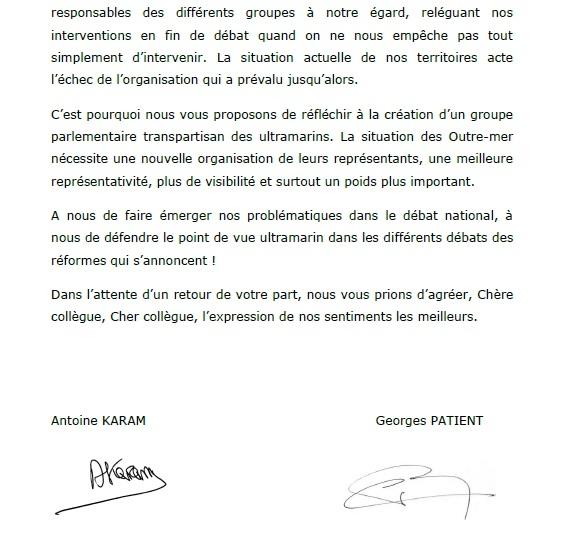 lettre patient 2