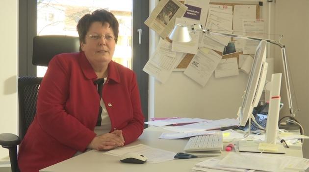 Birgit Nix, cheffe du département enseignement secondaire au ministère de l'Éducation du Brandebourg