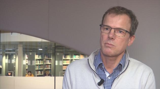 Harm Kuper, chercheur à la Freie Universitat spécialiste des questions d'éducation