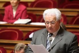 Francis Delattre, ancien sénateur LR du Val d'Oise
