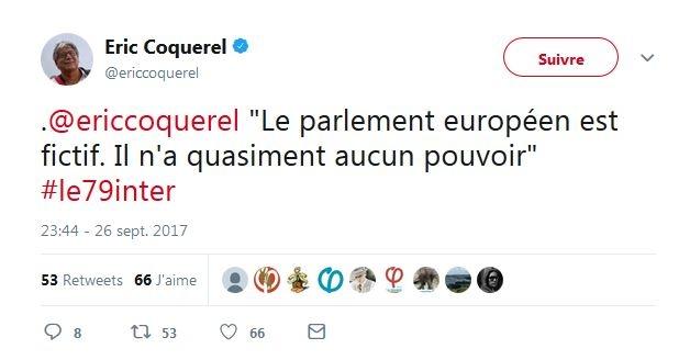 Tweet Coquerel
