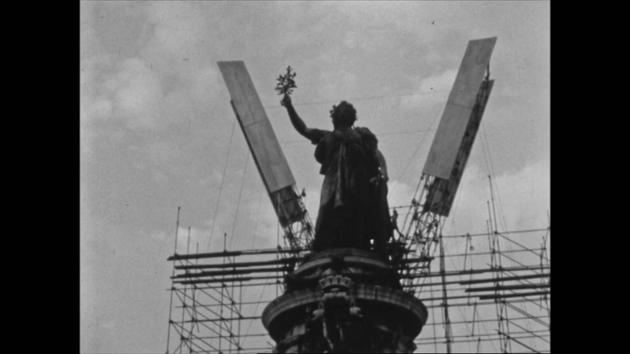 """Photo extraite du documentaire """"1958, ceux qui ont dit non"""", de Philippe Saada"""
