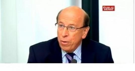 Le sénateur centriste Jean-Marie Vanlerenberghe