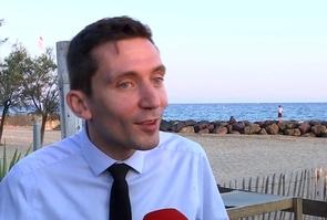 """Zemmour : """"Nous ne sommes pas inquiets"""" assure le porte-parole du RN"""