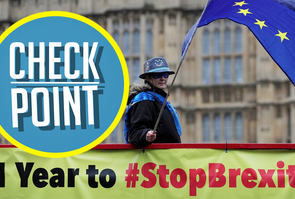 Banner Checkpoint Brexit