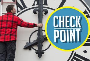 Horloge Check Point