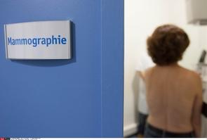 FRA: Mammographie, depistage  cancer du sein