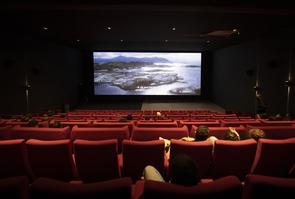 FRA: Reouverture Cinema Pathe Gare du Sud de Nice