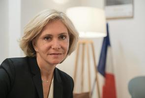 Paris: Portraits Valerie Pecresse