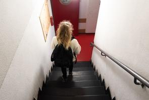 Claire, 20 ans etudiante en premiere annee de cinema