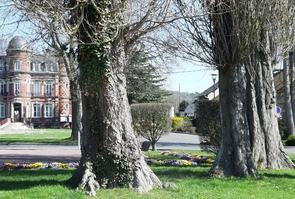 La mairie de Brionne (Eure) le 26 mars 2020