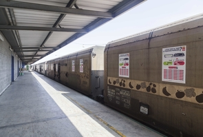 France: Ligne de fret ferroviaire Perpignan-Rungis