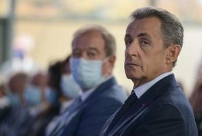 Paris: Nicolas Sarkozy Grand Paris Summit 2020