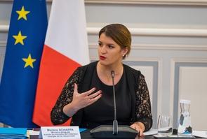 Ministere de l'Interieur : reunion des reseaux et plateformes avec Marlene Schiappa- Lutte contre le cyber-islamisme
