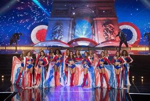 EXCLUSIF - PUY DU FOU : Soiree d'election de Miss France 2021.-