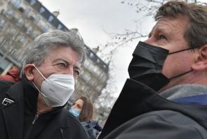 Paris: Rally 10 years Fukushima