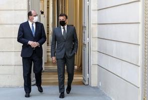 Conseil des ministres du 9 juin 2021 au palais de l'Elysee a Paris