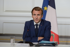 Paris: Emmanuel Macron speech One Planet Summit