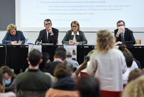 NANTES : Committee on Incest and Sexual Violence