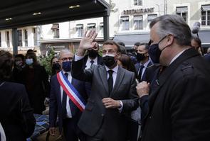 Virus Outbreak France Reopens
