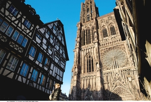 STRASBOURG : illustration