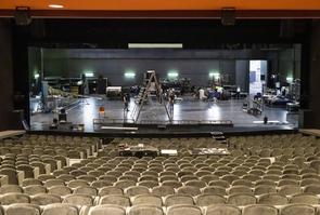 "Visite Theatre Anthea ""Journees Europeennes du Patrimoine"" a Antibes"