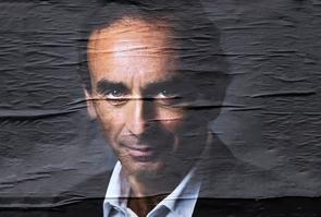 Une campagne d affichage des posters de Eric Zemmour president
