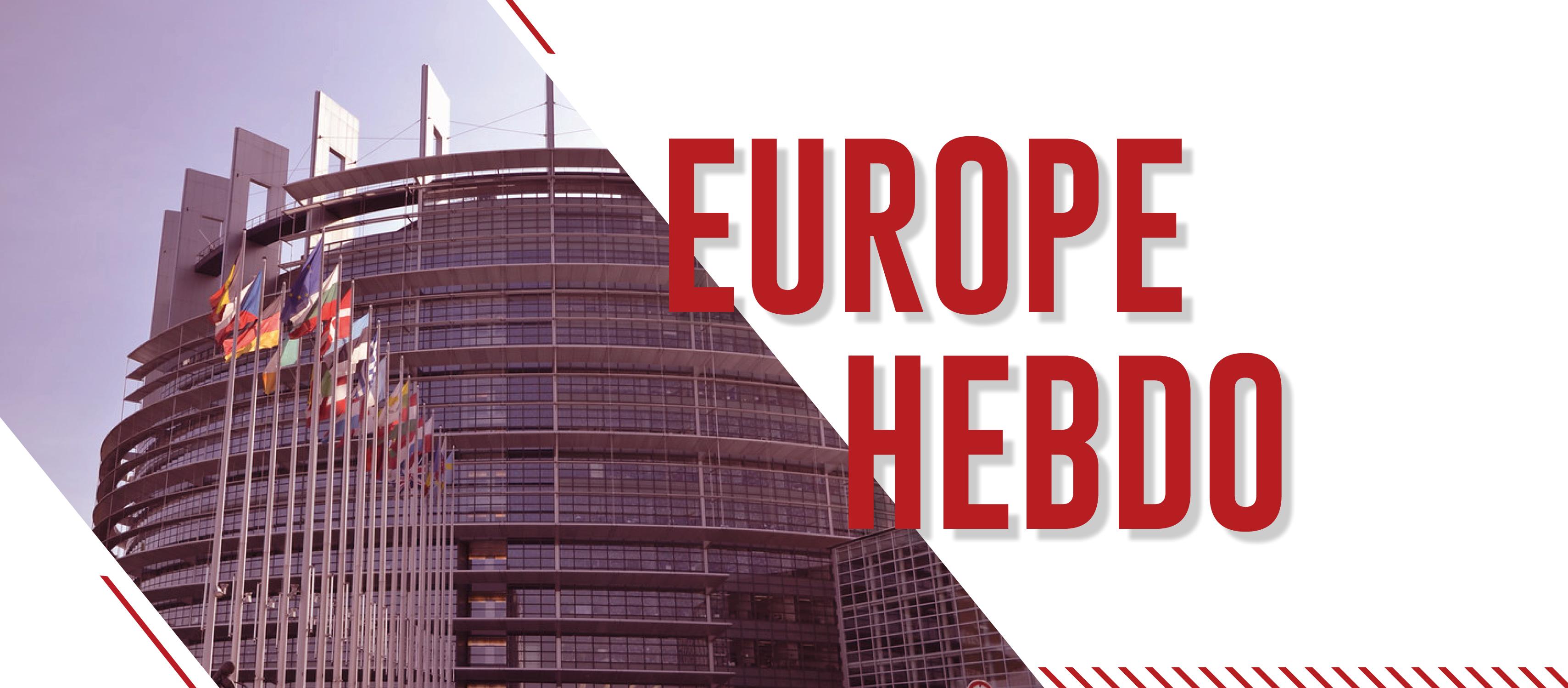 europe hebdo émissions