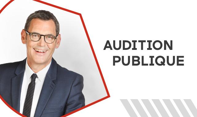 audition publique principal